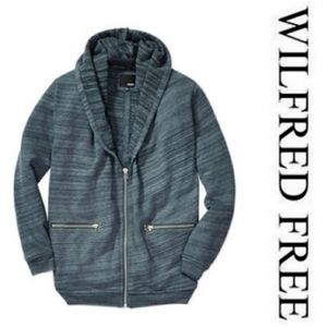 Aritzia WILFRED FREE Rosseau Cardigan Sweater